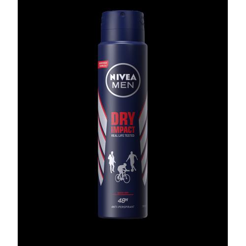 Nivea Men Dry Impact 150 ml Deodorant Spray