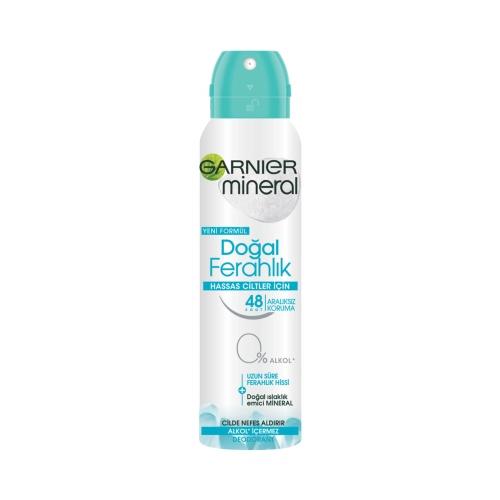 Garnier Mineral Deodorant Doğal Ferahlık 150 Ml