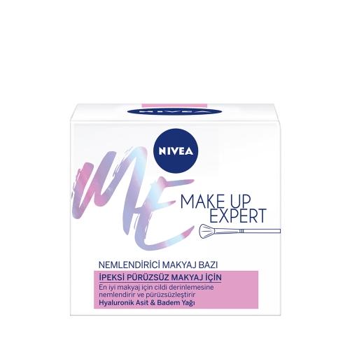 Nivea Make Up Expert Pürüzsüz Makyaj İçin Nemlendirici Makyaj Bazı 50 Ml